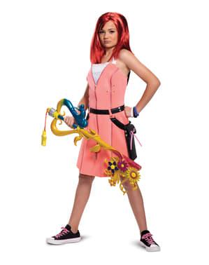 Costume di Kingdom Hearts III Kairi Deluxe informale per adolescente
