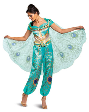 Jasmine Costume for Women Aladdin