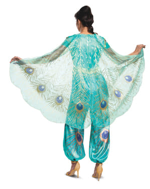 Jasmine Kostyme til Dame Aladdin