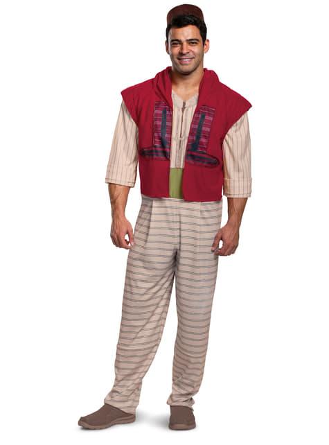 Disfraz de Aladdín Deluxe para hombre - Disney