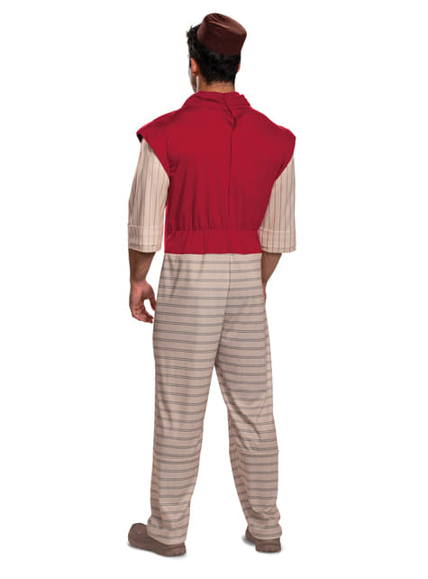 Aladding kostuum voor mannen deluxe - Disney