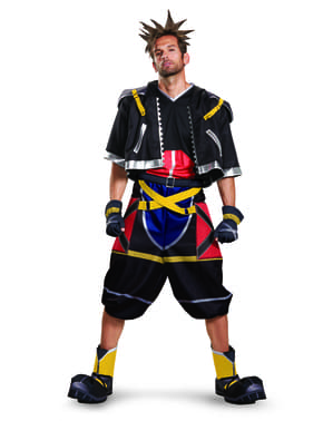 Déguisement Kingdom Hearts III Sora Deluxe   homme