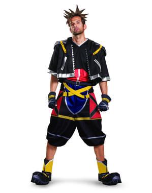 Kingdom Hearts III Sora Kostüm Deluxe informell für Herren