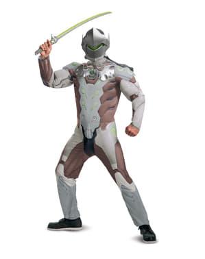 Overwatch Kostum Genju untuk Pria