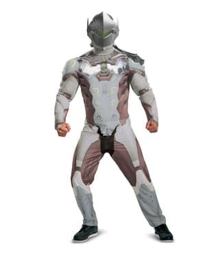 Overwatch Genju Kostüm für Herren