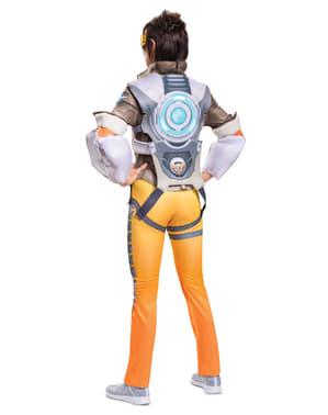 Overwatch Tracer Deluxe kostuum voor mannen