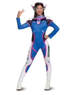 Overwatch D VA Kostüm Deluxe für Damen