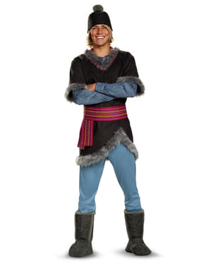 Fato de Kristoff para homem - Frozen