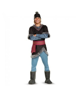 Kristoff Costume for Men - Frozen