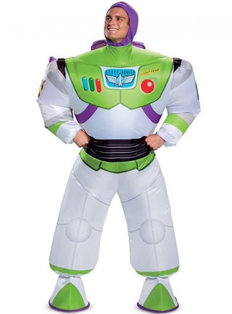 Nadmuchiwany Strój Buzz Astral dla mężczyzn - Toy Story 4