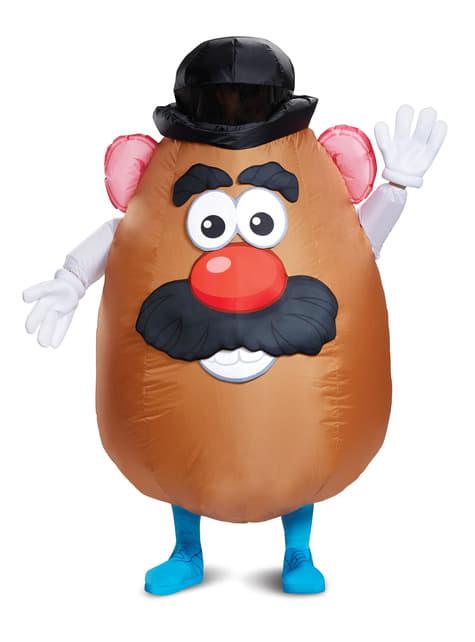 Opblaasbaar Mr Potato kostuum - Toy Story 4