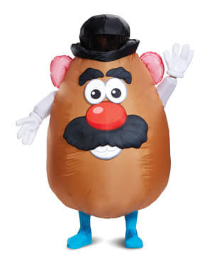 Opblaasbaar Mr Potato kostuum - Toy Story 4