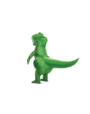 Oppusteligt Rex kostume - Toy Story 4