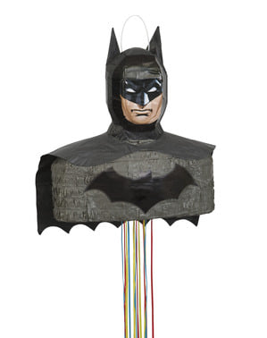 Piñata 3D Batman
