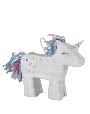 Mini 3D Unicorn Piñata
