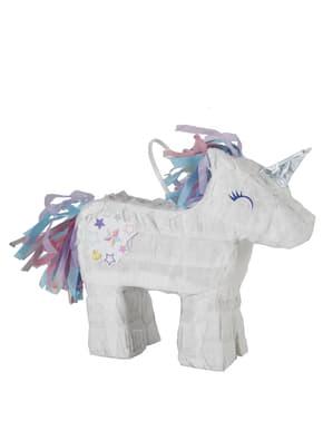 Mini Piñata unicornio 3D