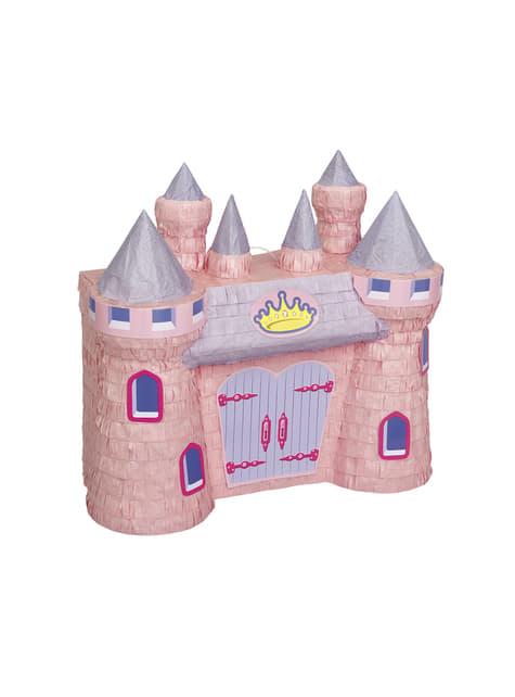 3D Princess Castle Piñata