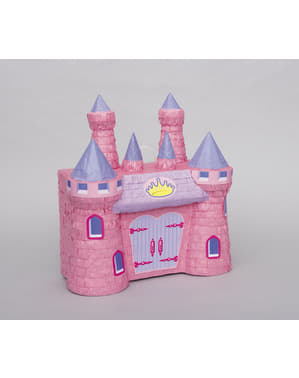 3D Princess Castle Piñata