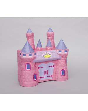 Piñata 3D zámek princezny