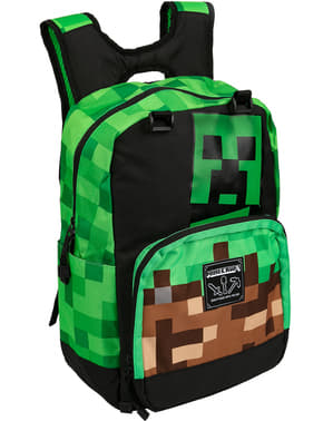 Mochila de Minecraft Creepy Things