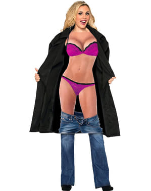 Frau in Unterwäsche Kostüm für Damen