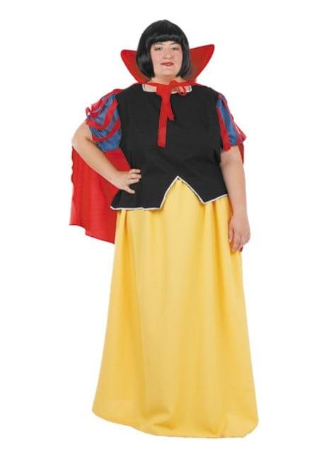 Disfraz de Reina Nieves