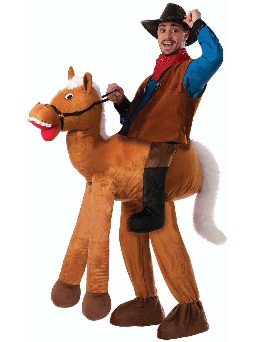d guisement balade sur mon cheval du far west. Black Bedroom Furniture Sets. Home Design Ideas
