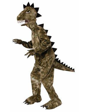 Fato de dinossauro deluxe para homem