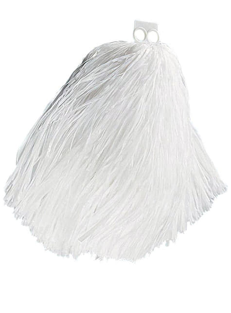 Pompom branco