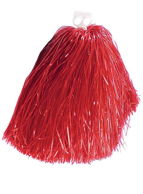 Pompón rojo