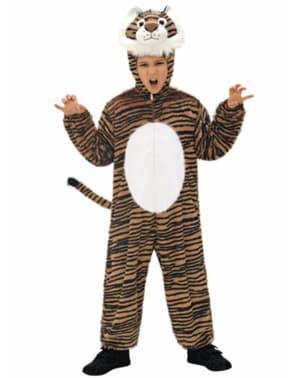 Dětský kostým plyšový tygřík