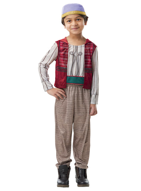 Aladdin Classic Costume for Boys - Disney