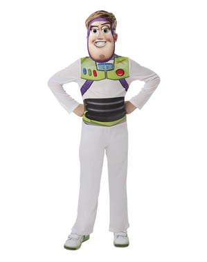 Buzz Lightyear kostume til børn - Toy Story