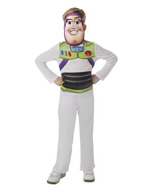 Fato de Buzz Lightyear para menino - Toy Story