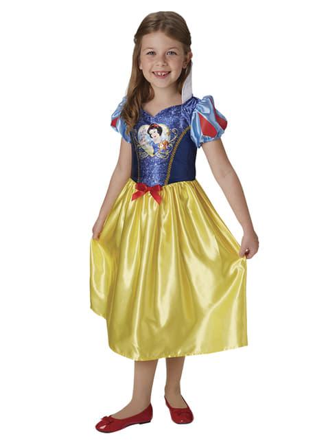 Snow White Costume for Girls - Disney