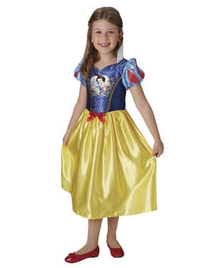 Snehvit Kostyme til Jenter - Disney