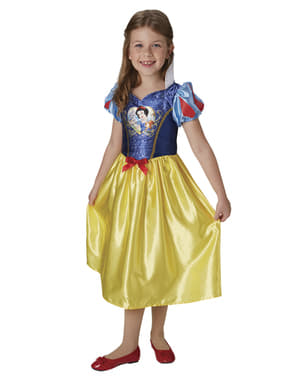 Snow White Costume for Girls - Disney