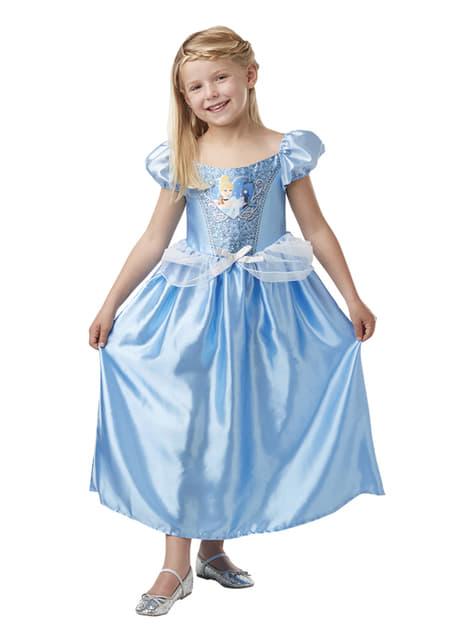 Cinderella Costume for Girls - Disney