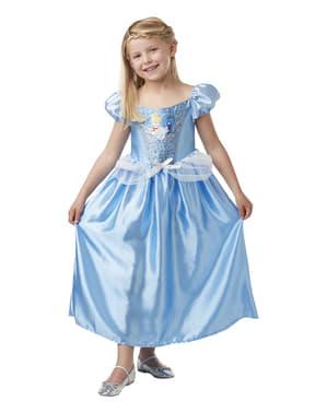 Askepott Kostyme til Jenter - Disney