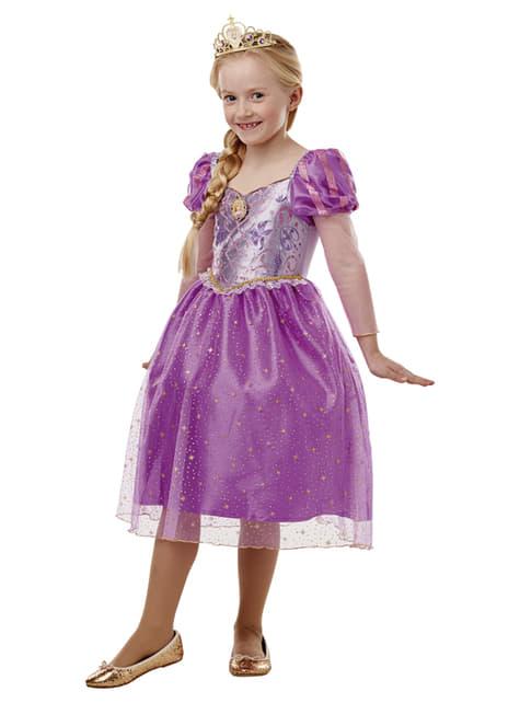 Deluxe Rapunzel costume for girls - Disney