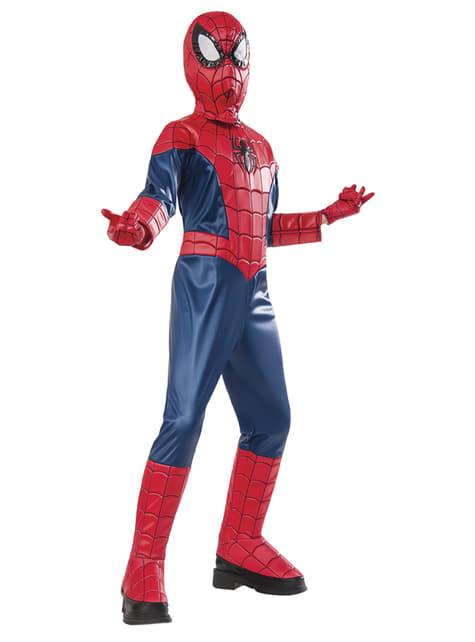 Disfraz de Spiderman deluxe para niño - Los Vengadores