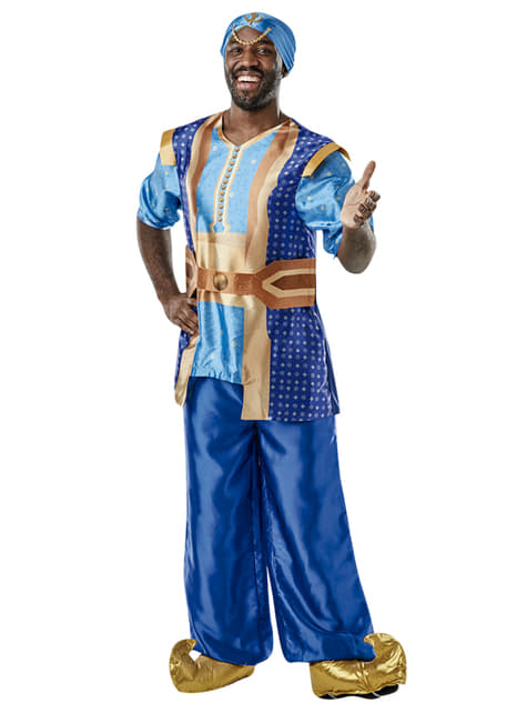 Maskeraddräkt Anden i lampan vuxen - Aladdin