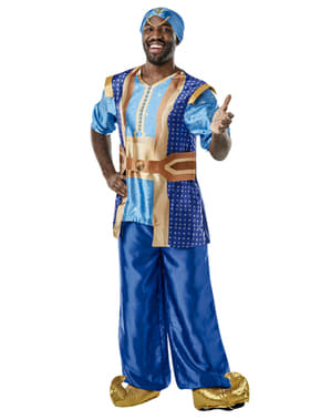 Dschinni Flaschengeist Kostüm für Herren - Aladdin
