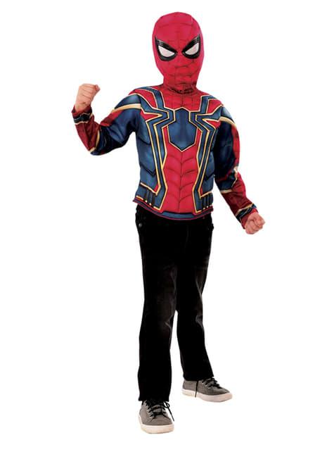 Disfraz de Iron Spider para niño - Marvel