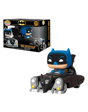 Funko POP! 1950 Batmobile - DC Comics Batman 80