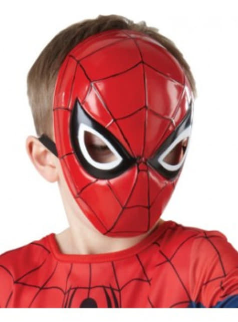 Máscara Ultimate Spiderman para niño