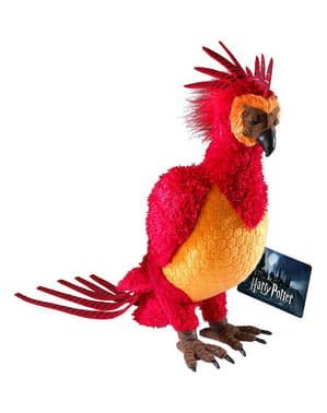 Fawkes the Phoenix bamse Harry Potter 38 cm