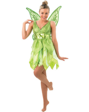 Womens Tinkerbell Movie Costume