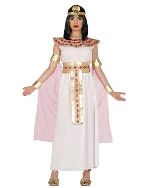 Fato de egípcia do Nilo para mulher