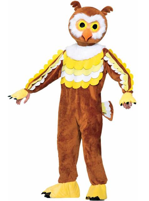 Κοστούμια κοστουμιού Mens Owl